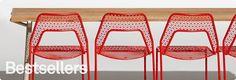 Blu Dot Modern Furniture - Hot Mesh Chair