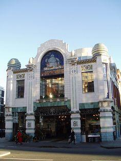 Art Deco Michelin Building, Kensington, UK