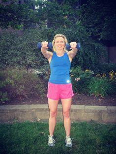 3:17 arm workout