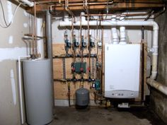 Airteck Plumbing & Air provides boiler repair, gas heating and HVAC services. This team of licensed master plumbers also handles electrical jobs, and more.