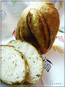Limara péksége: Rozskovászos kenyér (élesztő nélkül) Naan, Bakery, Lime, Bread, Cooking, Recipes, Food, Kitchen, Limes