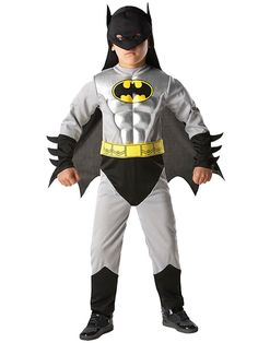 on Muscle Batman DC Comic Superhero Movie Caractère Cosplay Déguisements Halloween Carnaval Costumes De Fê Batman Costume For Boys, Superhero Halloween Costumes, Batman Costumes, Superhero Cosplay, Batman Outfits, Superhero Movies, Halloween Kostüm, Halloween Carnival, Batman Superhero