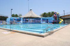 Cecil T. Hunter Pool...$2.25 per person 3 & Under FREE!!