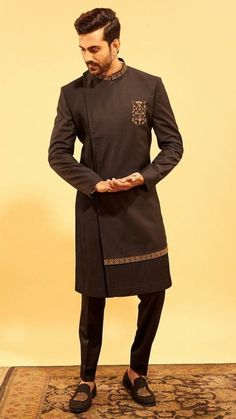 Kurta For Men Design Style Mens Fashion _ Kurta For Men Design Wedding Kurta For Men, Wedding Dresses Men Indian, Formal Dresses For Men, Wedding Dress Men, Men Wedding Suits, Summer Wedding Outfits, Kurta Pajama Men, Kurta Men, Mens Sherwani