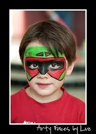 face paint star wars - Google Search