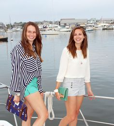 Sister Style in Cape Cod. {Summer}