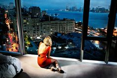 """Guess the Lighting: David Drebin's highly cinematic lighting in his """"Room with a View"""" series"""