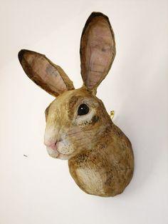 Mrs Cheese: emily warren - papier mache creatures