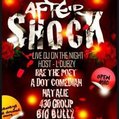 Catch us at #AFTERSHOCK brought to you by @Ficos_world  20th Feb 2014 @ Stanley Hall, 12 South Norwood Hill, SE25 6AB   #XOCUBIC #Videography #Photography