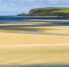 Harlyn Bay, unspoilt and beautiful. Check out our self catering holiday houses, North Cornwall, Devon And Cornwall, Cornwall England, Cornish Beaches, Cornish Coast, British Beaches, Uk Beaches, Great Places, Places To See