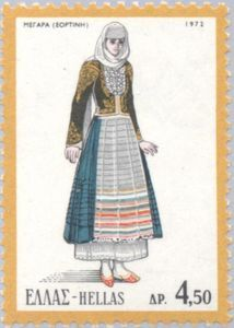 Female Costume, Megara, Attica