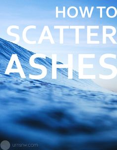 21 best scattering ashes