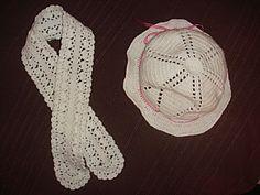 Chapeau & écharpe  http://crochetdelilie972.over-blog.cpm