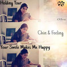 """""""#Love #feel #pretty #Premam #Malar #George #smile """""""