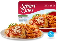Chicken Parmesan - Weight Watchers® Smart Ones®