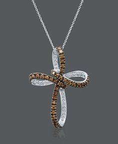 cross- chocolate diamonds I want!!!