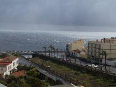 """El Cabildo de La Palma activa el Plan Insular de Emergencias y la Aemet eleva el aviso a rojo """"Riesgo Extremo""""  foto-obra-publica-la-palma"""