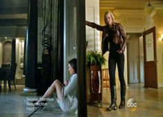 This shot is amazing but really sad at the same time  feel sorry for Regina  Also reference to frozen :)