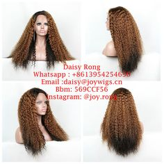 Kinky straight human hair wigs  If you are interested,pls contact us.