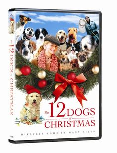 12 Dogs Of Christmas Movie Poster, 12 Dogs Of Christmas DVD Cover