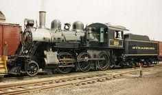 Strasburg Railroad #89