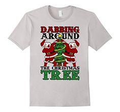 Men's Dabbing Santa Christmas T-shirt Dab Lover Tee 2XL S... https://www.amazon.com/dp/B01N9A32TA/ref=cm_sw_r_pi_dp_x_nw5oyb288AVEV