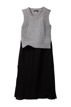 Lorri Sleeveless Dress (Big Girls) by Ella Moss on @nordstrom_rack
