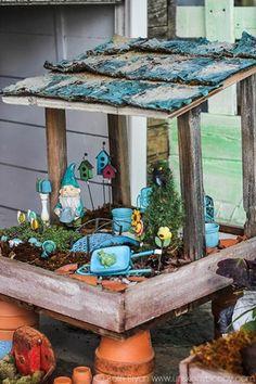 Amazing Fairy Garden Ideas