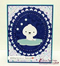 Luisa PaperCrafts #cardmaking #doodlebugdesign