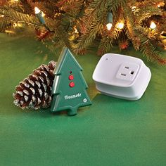 no more crawling under or behind your tree our treemote wireless remote switch controls your christmas tree and other lights from up to away