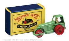 Matchbox Regular Wheels No.1B | Vectis Toy Auctions