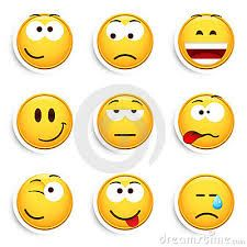 Smiley icons I chose from google