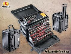 Atlas Industrial Supply is your one-stop shop for industrial tools and products, such as our Pelican 0450 Tool Case. Purchase your Pelican 0450 Tool Case today and save with our everyday low Internet prices. http://store.aishouston.com/index.php?option=com_virtuemart&view=productdetails&virtuemart_product_id=15907&virtuemart_category_id=442