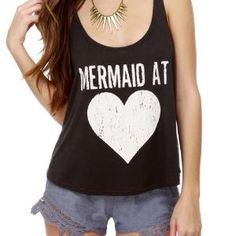 Mermaid at heart...... @Annetta Elgatian ...i need this