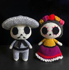 Crochet Fall, Holiday Crochet, Cute Crochet, Crochet For Kids, Crochet Toys, Doll Amigurumi Free Pattern, Crochet Doll Pattern, Crochet Blanket Patterns, Amigurumi Doll