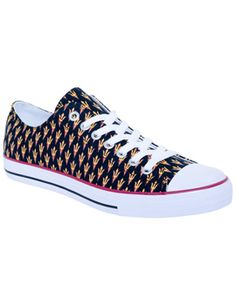 Arizona State Sun Devils shoes | Product: Arizona State University Low Top Sun Devils Canvas Shoe