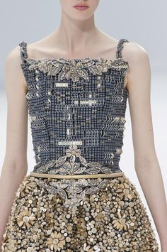 Chanel Haute Couture Fall 2014-15