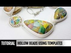 Official Post from Ludmila Bakulina: Please LIKE, SHARE and SUBSCRIBE :) If you would like to be grateful just be my Patron! And you will get more than usually!Here is My Patreon Page: https://www.patreon.com/LudmilaBakulinaHow to make Hollow beads using templates.For making my hollow beads I like to use acrylic templates designed by M