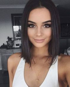Short and Modern Hairstyles for Stylish Ladies // # for . - Short and Modern Hairstyles for Stylish Ladies // - Modern Hairstyles, Bob Hairstyles, Ladies Hairstyles, Gorgeous Hairstyles, Hair Inspo, Hair Inspiration, Medium Hair Styles, Short Hair Styles, Shoulder Length Hair
