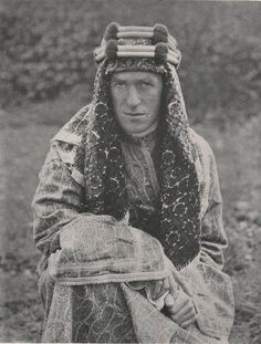 Lawrence of Arabia, The real one ! T. E. Lawrence