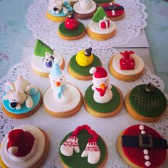 Christmas cookies - Cake by Mocart DH