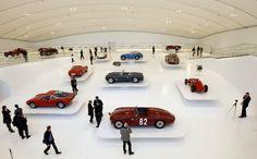 Casa Enzo Ferrari museum, Modena, Italy.