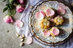The Kate Tin: Persian love cakes for Valentine's Day
