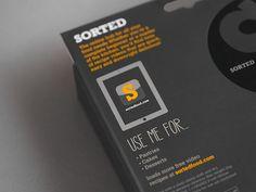 Sortedfood.com on Behance