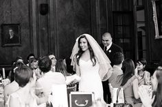 The Unveiling ~ When Is The Best Time To Take Off Your Veil?    Inspirations|  Bride & Groom