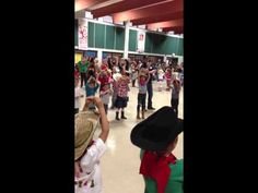Sophie and the Chicken Dance with Itsy Bitsy Spider and Head Shoulders Knees Toes - YouTube