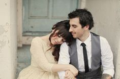 Playful Vintage Wedding: Lauren + Tony