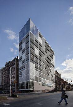 Columbia University Northwest Corner Buildingin New York, United States by Davis Brody Bond Architecture