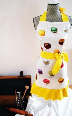 Wir lieben Macarons!