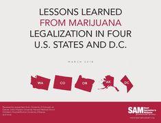 De amerikanske delstatene Colorado og Washington legaliserte cannabis i 2012, etterfulgt av Alaska og Oregon i 2014. Nå foreligger en ny rapport som ser nærmere på hvilke konsekvenser frislippet har hatt for samfunnet. Økning i bruk, kriminalitet, selvmord, flere som kjører i cannabisrus,og en kraftig økning i cannabisrelaterte akuttinnleggelser og forgiftninger er noe av det man finner.
